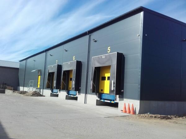 centra logistyczne produkcja